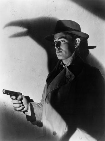 This Gun for Hire, 1942 Impressão fotográfica