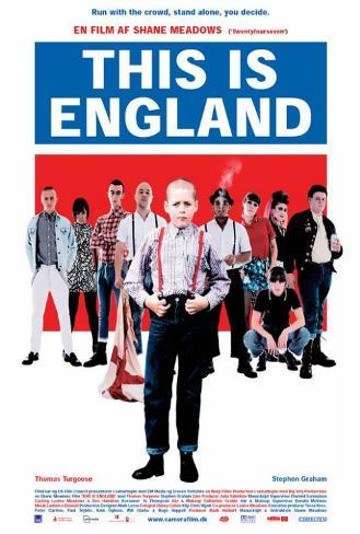 This Is England - Danish Style Poster