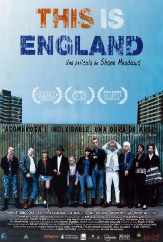 This Is England - Spanish Style Poster