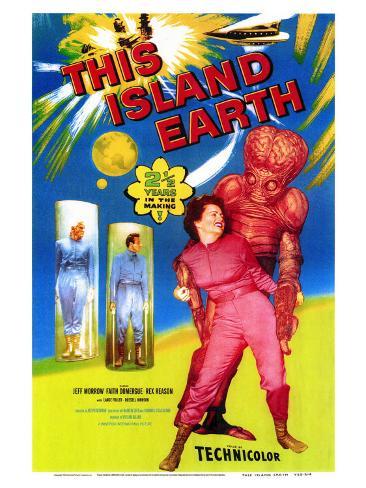 This Island Earth, 1954 Art Print
