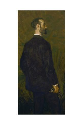 David Wilson Jordan, 1899 Lámina giclée