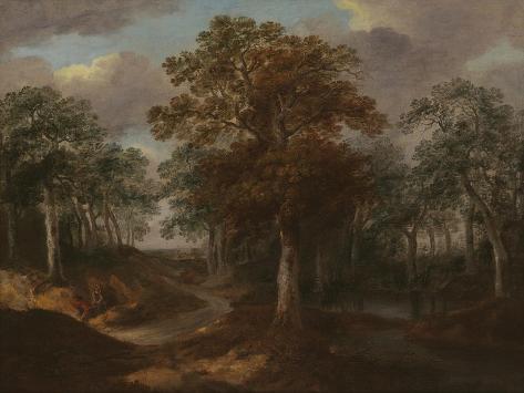 Cornard Wood Lámina giclée