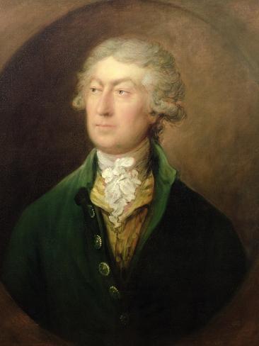 Self Portrait, C.1786 Impressão giclée