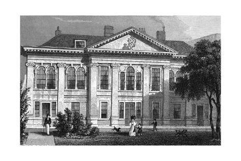 Carpenters Hall Giclee Print