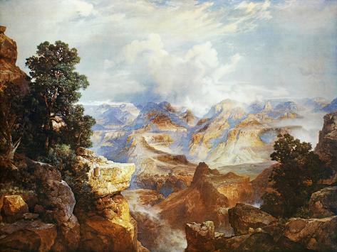 The Grand Canyon, 1912 Premium Giclee Print