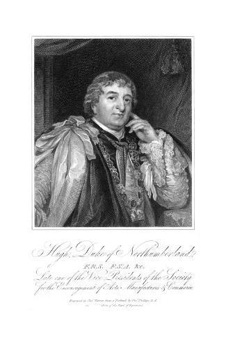 2nd Duke Northumberland Giclee Print