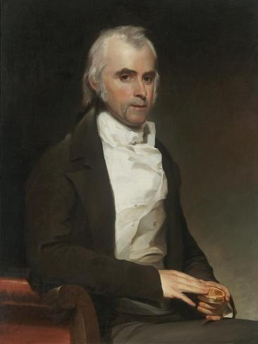 Paul Beck, Jr., 1813 Lámina giclée