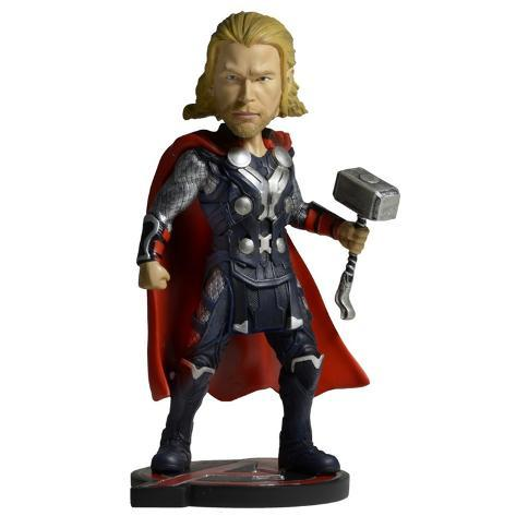 thor - Avengers - Age of Ultron Head Knocker Figurines