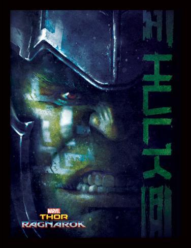 Thor Ragnarok - Hulk Collector Print