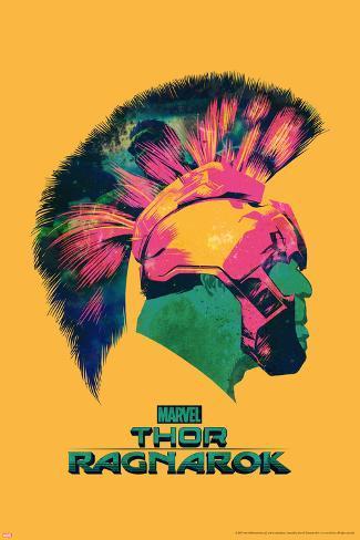 Thor: Ragnarok - Hulk Lámina