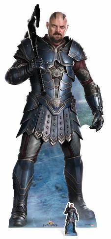 Thor: Ragnarok - Skurge The Executioner - Mini Cutout Included Cardboard Cutouts