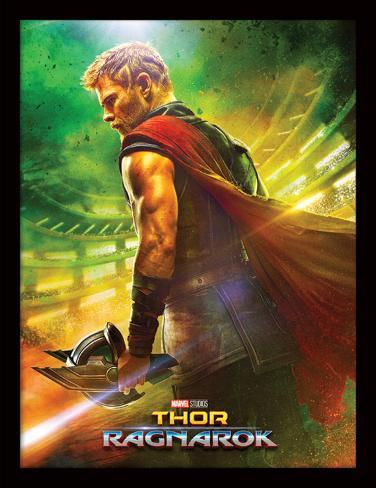 Thor Ragnarok - Teaser Collector Print