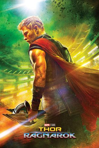 Thor Ragnarok - Teaser Poster