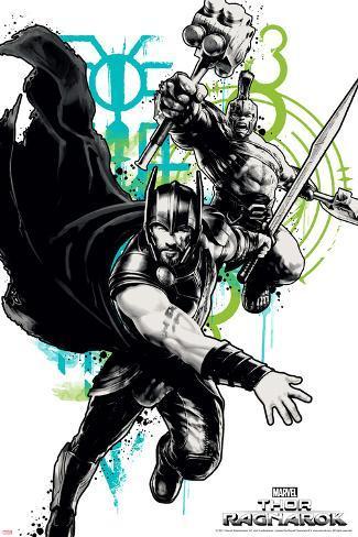 Thor: Ragnarok - Thor, Hulk Otro
