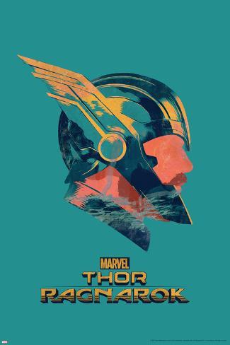 Thor: Ragnarok - Thor Art Print