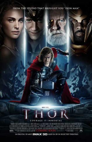 Thor Lámina maestra