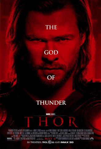 Thor Impressão original