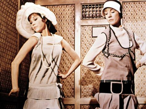 Thoroughly Modern Millie, Mary Tyler Moore, Julie Andrews, 1967 Photo