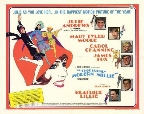 Thoroughly Modern Millie -  Style Poster