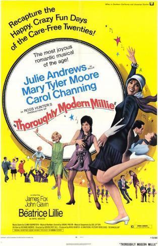 Thoroughly Modern Millie Masterprint