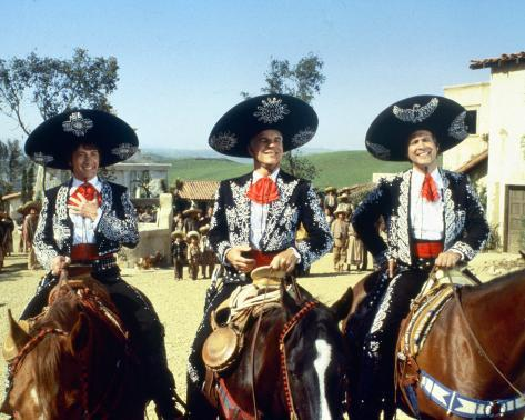 Three Amigos! Photo