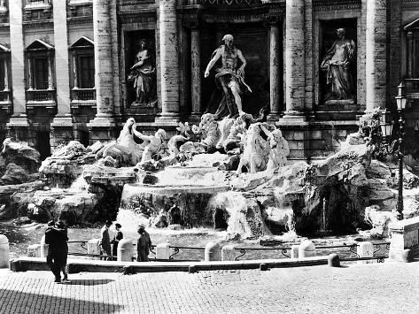 Three Coins In The Fountain, 1954 Photo