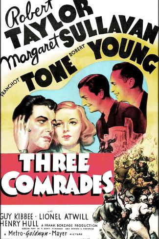 THREE COMRADES Premium Giclee Print