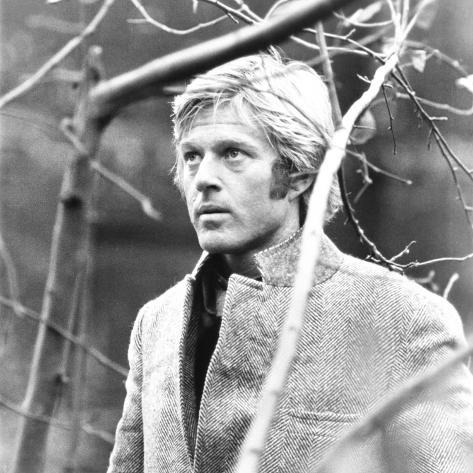 Three Days of the Condor, Robert Redford, 1975 Photo