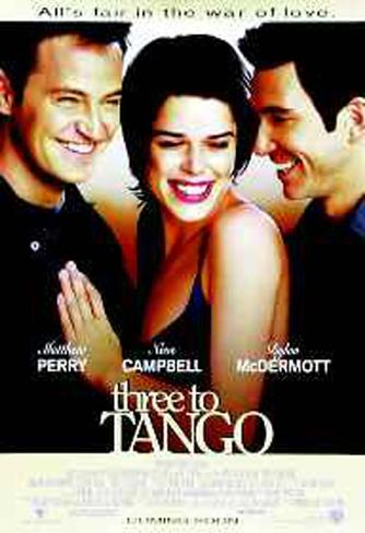 Three To Tango Original Poster