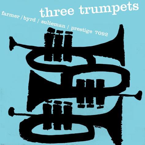 Three Trumpets Art Print
