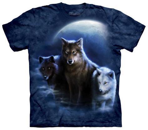 Three Wolf Night T-Shirt