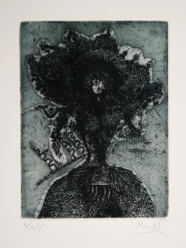 Shah Mat Suite - Lady Lámina coleccionable