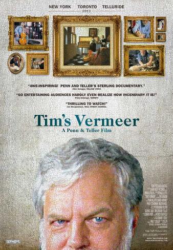 Tim's Vermeer Masterprint