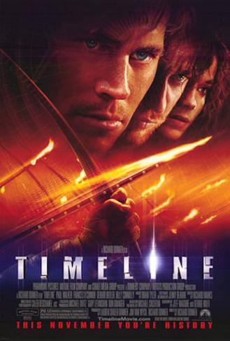 Timeline Pôster original