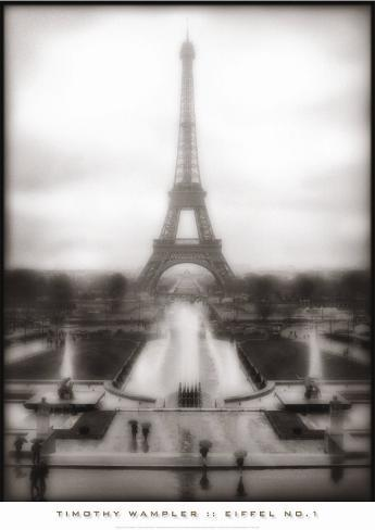 Eiffel no.1 Art Print