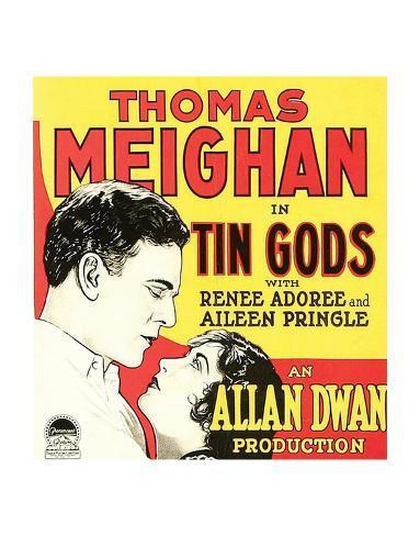 Tin Gods - 1926 Giclee Print