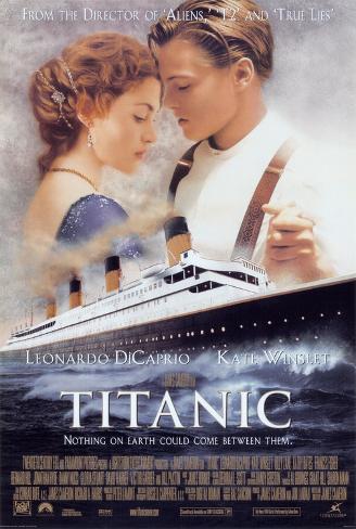 Titanic Póster