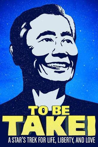 To Be Takei Masterprint