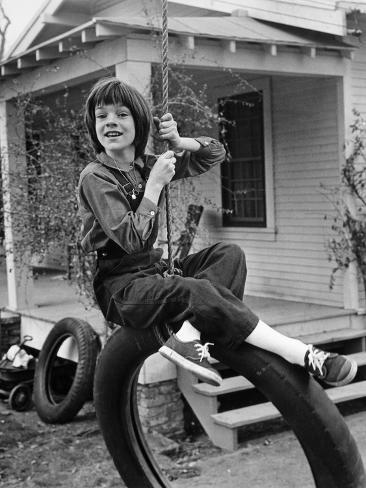 To Kill a Mockingbird, Mary Badham, 1962 Photo
