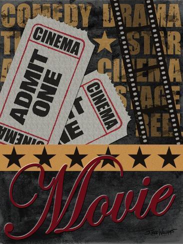 Movie Art Print