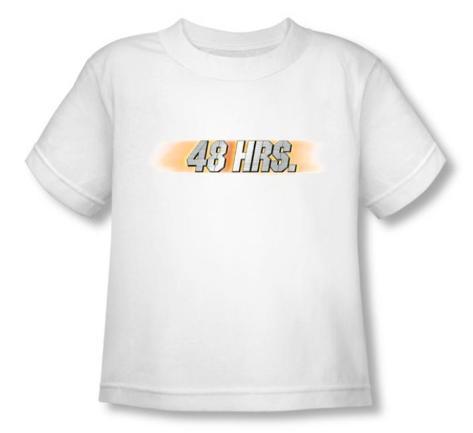 Toddler: 48 Hours - Logo T-Shirt