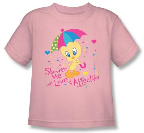 Toddler: Baby Tweety - Love & Affection T-Shirt