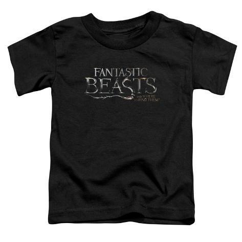 Toddler: Fantastic Beasts- Movie Logo Baby T-Shirt