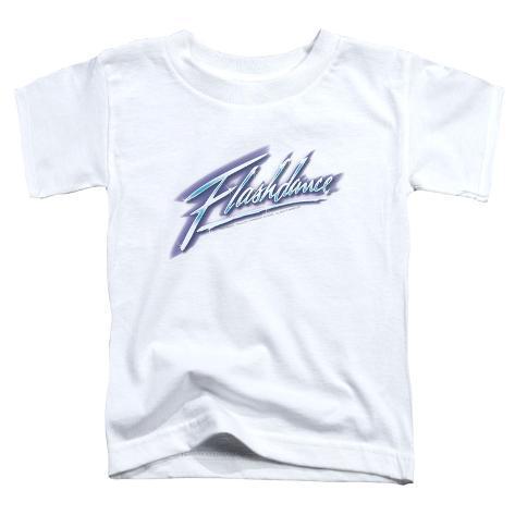 Toddler: Flashdance - Logo T-Shirt