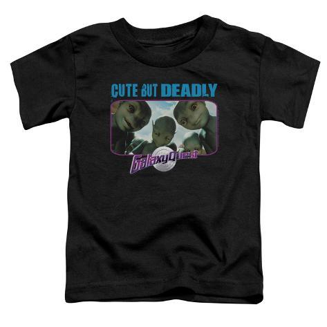 Toddler: Galaxy Quest - Cute But Deadly T-Shirt