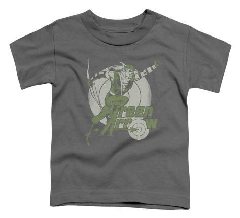 Toddler: Green Arrow - Right on Target Baby T-Shirt