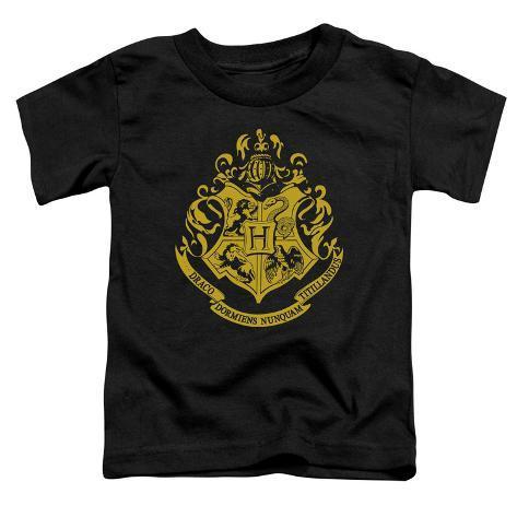 Toddler: Harry Potter- Hogwarts Crest Baby T-Shirt