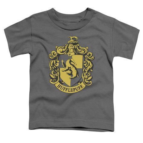 Toddler: Harry Potter- Hufflepuff Crest Baby T-Shirt