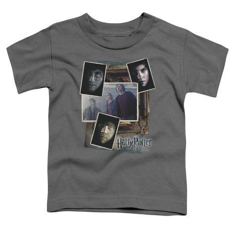 Toddler: Harry Potter- Trio Collage Baby T-Shirt
