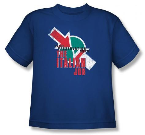 Toddler: Italian Job - Self Preservation Society T-Shirt